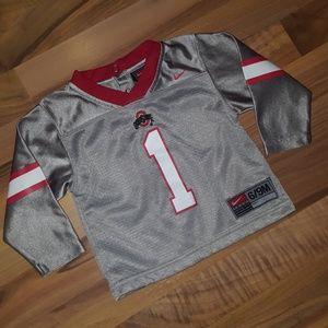 Nike Ohio State Buckeyes Football Jersey